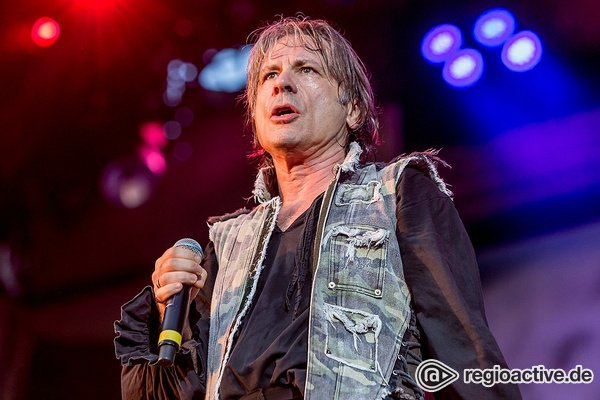 """""""Eine Rock'n'Roll-Band stirbt nie wirklich"""" - Iron Maiden: Bruce Dickinson sieht keinen Grund fürs Aufhören"""