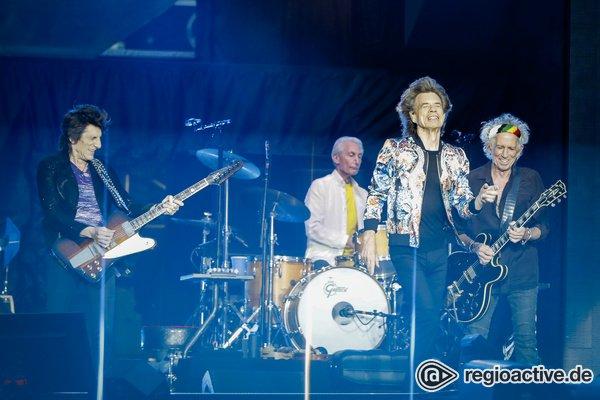 Mick Jagger erkrankt - The Rolling Stones sagen US-Tour ab (Update!)
