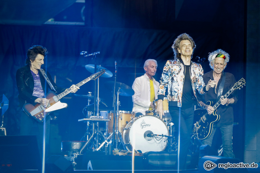 The Rolling Stones (live in Stuttgart, 2018)