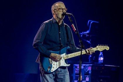 Bluesig - Eric Clapton spielt 2019 Konzerte in Berlin, Mannheim und Dresden