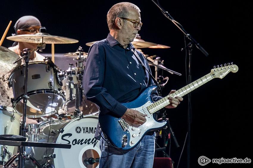 Eric Clapton (live in Köln 2018)