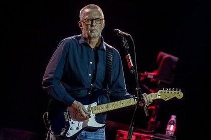 In Fahrt gekommen - Eric Clapton live 2020: Europatour mit drei Deutschlandkonzerten