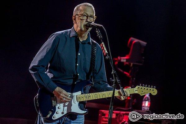 Geduld gefordert - Eric Clapton: Tour wegen Corona-Krise auf 2021 verschoben