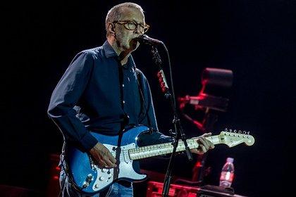 Wie im Club - Eric Clapton spielt 2019 in Dresden ein Konzert im kleinen Rahmen