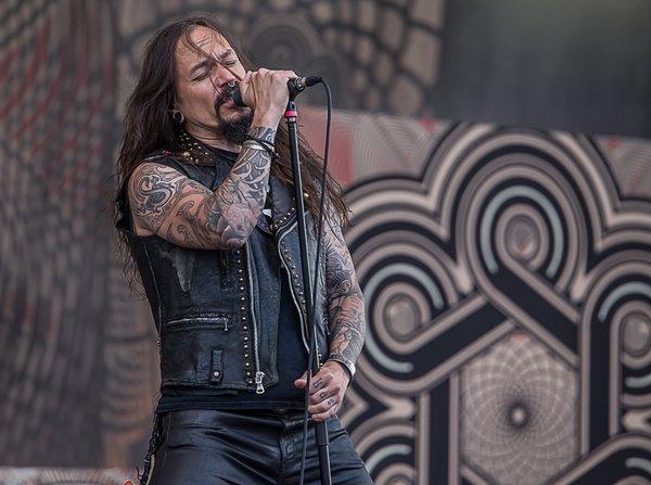 Voller Highlights - Fotos vom Samstag auf dem RockFels Festival 2018 mit Guano Apes und Amorphis