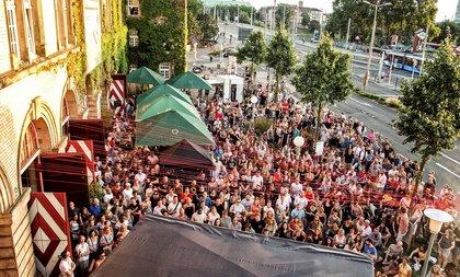 Summer in the city - Sommerbühne: Alte Feuerwache Mannheim eröffnet Open-Air-Saison