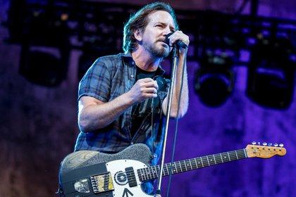 Makellos - Pearl Jam sorgen auf der Berliner Waldbühne für Überraschungen