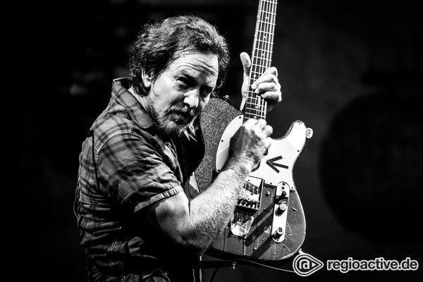 Zusammen stark - Chris Cornells Tod beeinflusst Arbeit an neuem Pearl Jam-Album