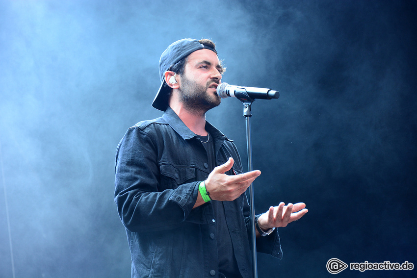 Chefket (live beim Happiness Festival, 2018)