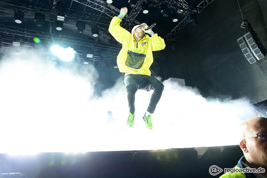 Casper (live beim Happiness Festival, 2018)