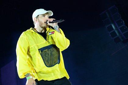 Gefeierte Show - Unverblümt: Live-Bilder von Casper beim Happiness Festival 2018