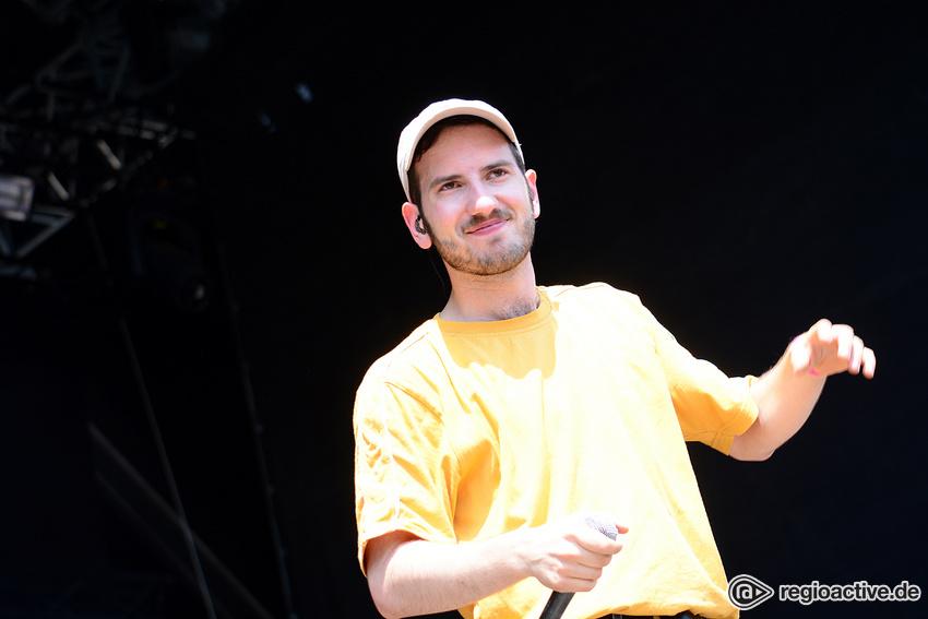 Leoniden (live beim Happiness Festival, 2018)