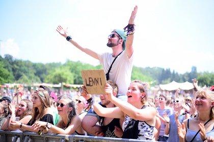 Ein fröhliches Treiben - So machte das Happiness Festival 2018 seine Besucher glücklich