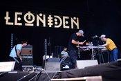 Energiegeladen: Bilder von Leoniden live beim Happiness Festival 2018
