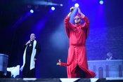 Audio88 & Yassin: Live-Bilder der Berliner Rapper beim Happiness Festival 2018