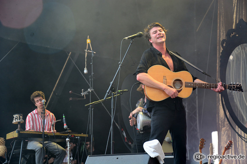 Faber (live beim Happiness Festival, 2018)