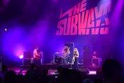 Geben alles: Live-Bilder von The Subways beim Happiness Festival 2018