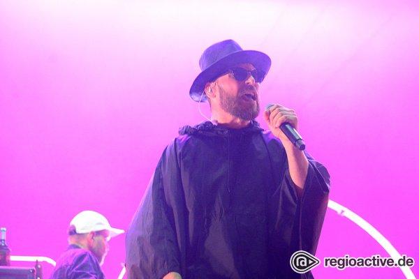 Berliner Dauerbrenner - Saftig: Fotos der Beatsteaks live beim Happiness Festival 2018