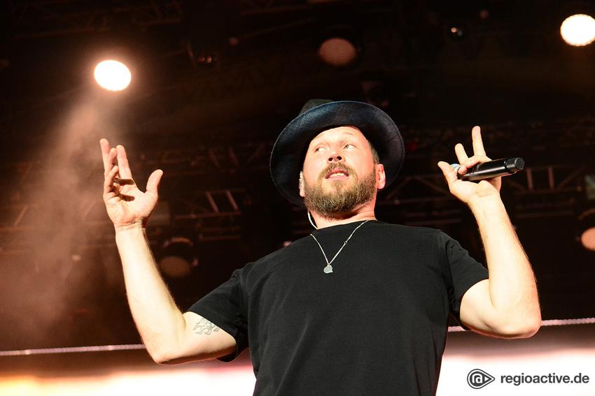 Beatsteaks (live beim Happiness Festival, 2018)