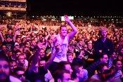 Saftig: Fotos der Beatsteaks live beim Happiness Festival 2018