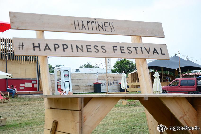 Impressionen (live beim Happiness Festival, 2018)