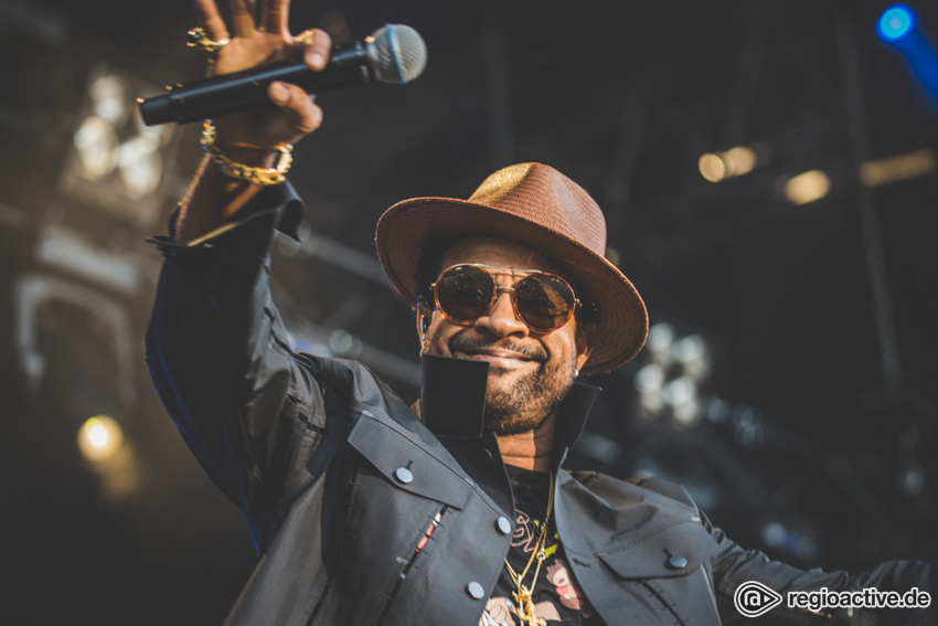 Sting & Shaggy (live in Mainz, 2018)