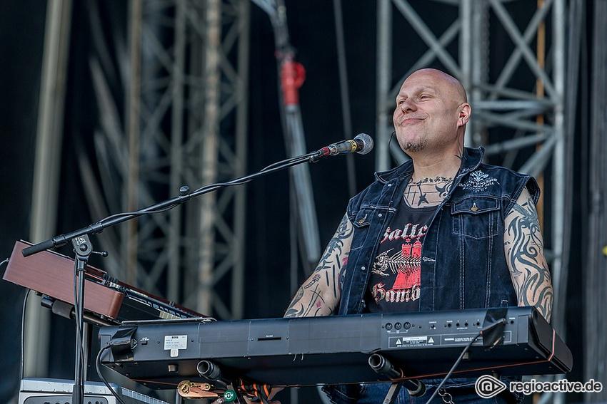 Axel Rudi Pell (live in Mönchengladbach 2018)
