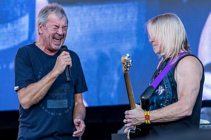 Farewell to farewell - Deep Purple arbeiten an neuem Album