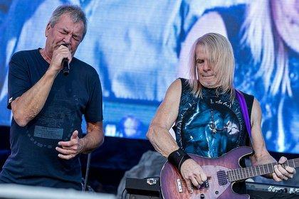 Ein purpurnes sommerliches Vergnügen - Deep Purple sagen dem SparkassenPark Mönchengladbach lange Lebewohl
