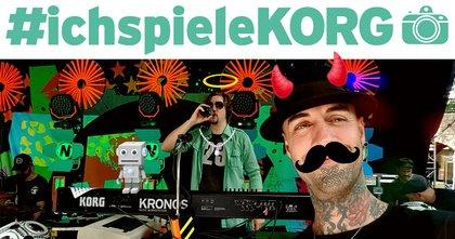 KORG Selfies gesucht: Preise im Gesamtwert von über 5.000 € zu gewinnen