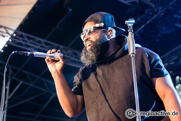 Organischer Hip-Hop - Bericht: The Roots live in der Alten Feuerwache Mannheim