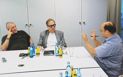 """""""Unsere Leute sitzen überall"""" - Jubiläum: Udo Dahmen und Hubert Wandjo über 15 Jahre Popakademie Baden-Württemberg"""