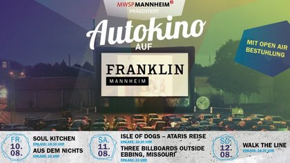 Urban Adventures in Mannheim - Autokino auf Franklin