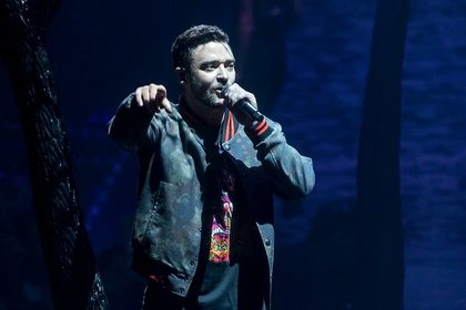 Mr SexyBack is back - Justin Timberlake beweist in der Mannheimer SAP Arena seine Vielseitigkeit