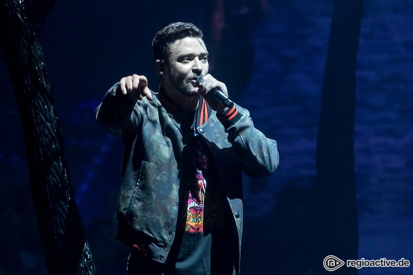 Justin Timberlake (live in Mannheim 2018)
