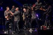 Justin Timberlake: Bilder des Superstars live in der SAP Arena Mannheim