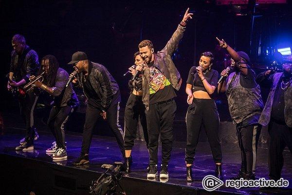 Angeschlagen - Justin Timberlake verschiebt US-Tour wegen anhaltender Stimmbandprobleme
