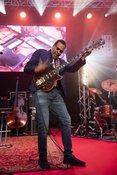 Jazz-Funk-Virtuose: Live-Fotos von Stanley Clarke bei den Jazzopen Stuttgart