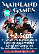 Mainland Games 2018