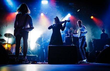 Faszinierende Show - Rockzirkus: Major Parkinson kommen im Oktober nach Deutschland