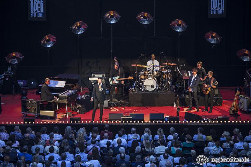 Till Brönner (live in Stuttgart, 2018)