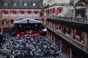 Der Trompeter: Live-Bilder von Till Brönner bei den Jazzopen Stuttgart
