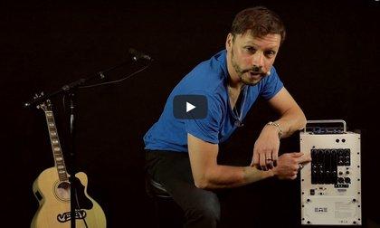 Elite Acoustics D6: Video-Tutorial mit Lennart Salomon
