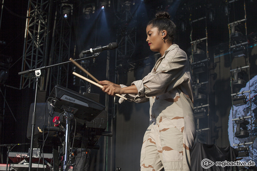 Ibeyi (live in Stuttgart, 2018)