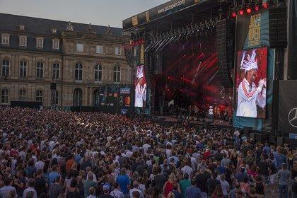 Ersatzlos - Jazzopen Stuttgart 2020 abgesagt, 2021 mit Sting und Lenny Kravitz