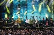 Funkig: Live-Fotos von Jamiroquai bei den Jazzopen Stuttgart