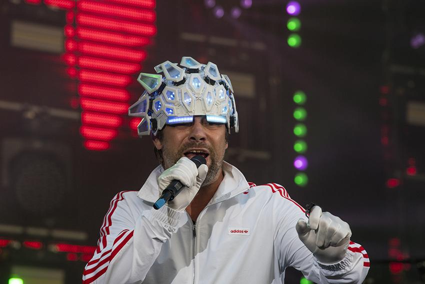 Jamiroquai (live in Stuttgart, 2018)