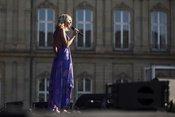 Mit Power: Fotos von Joss Stone live bei den Jazzopen Stuttgart