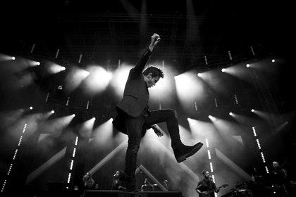 Große Show - Mit Leidenschaft: Bilder von Jamie Cullum live bei den Jazzopen Stuttgart