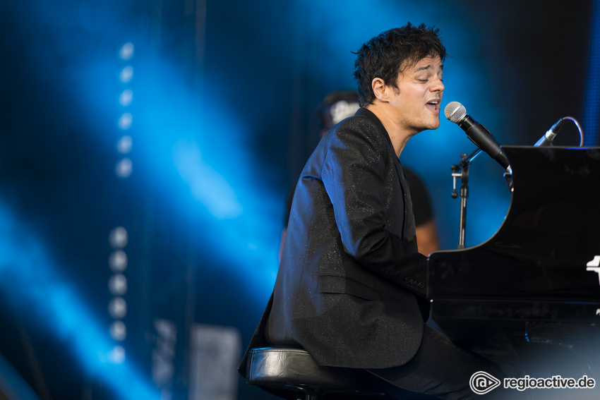 Jamie Cullum (live in Stuttgart, 2018)